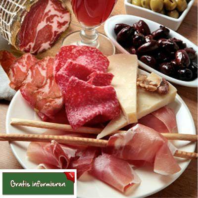 Drei köstlichste Wurstspezialitäten der Emilia-Romagna! Hier klicken: http://blogde.rohinie.com/2013/01/wurst2/