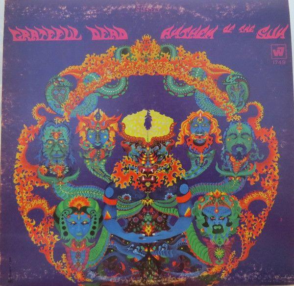 The Grateful Dead - Anthem Of The Sun (Vinyl, LP, Album) at Discogs  1967