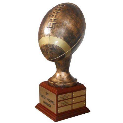 Fantasy Football Trophy Football God 16 Quot Http Www