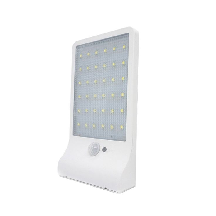 36 LED Solar Power Wall Light PIR Motion Sensor Outdoor  Lamp  Waterproof Energy Saving Street Yard Path Home Garden Security La