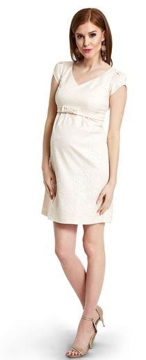 Miracle платье в фактурный узор с сердцеобразным вырезом декольте