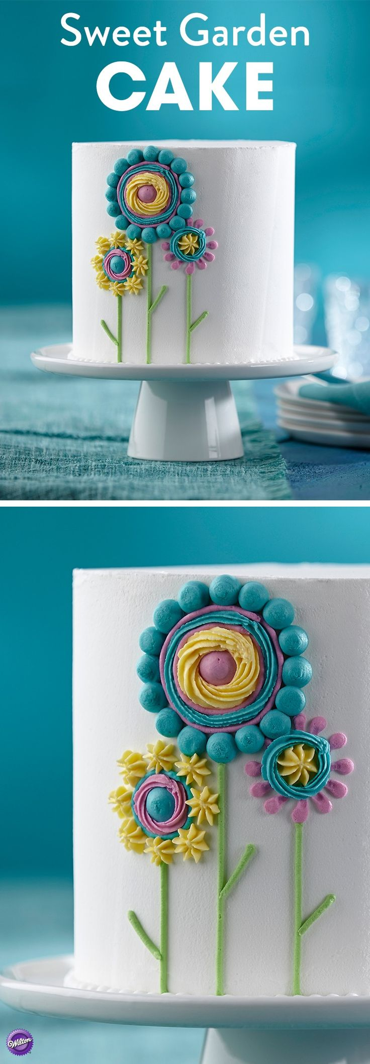 Best 20 mothers day cake ideas on pinterest mothers day for Creative edge flowers