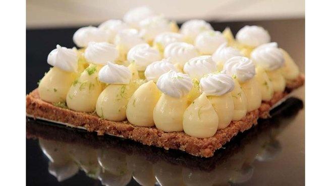 Christophe Michalak vous révèle sa recette de la tarte au citron. Le Gâteau de mes Rêves Téva - Teva.fr