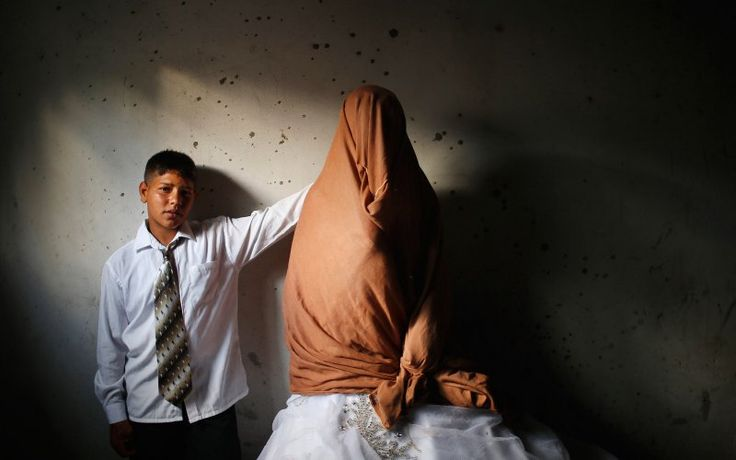 The Sad Hidden Plight of Child Grooms | Forced marriage, especially of children (of any gender) is abhorrent. Sad that this still goes on in so many places.