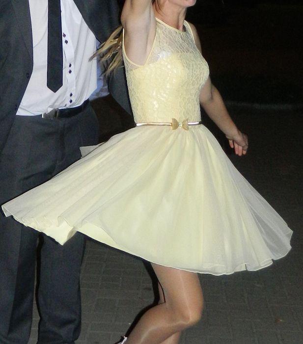 Śliczna Żółta Sukienka Zofix -  Zofix | Polski producent odzieży damskiej  | fb.com/zofix  | pokaz mody | #wycięte plecy #pudrowy róż # na 18, # na studniówkę, #na wesele, #wizytowa, #na imprezy, #na karnawał, #na półmetek, #na poprawiny, #na wesele, #studniówkowe, #weselne, #wieczorowe, #wieczorowe na wesele, #z koronki źródło-vinted