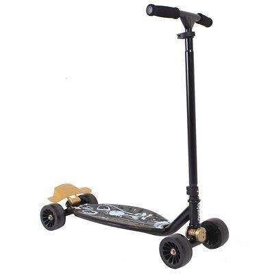 Roller_trotinettes Step, Longboard, Roller - Step Kinderen Oxelo Stuntstreet OXELO - Steppen