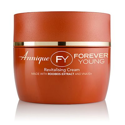 LAUNCHING IN OCTOBER Made with Rooibos extract and VNA10+ The renowned Revitalising Cream is the ideal anti-ageing cream for the restoration, renewal and rejuvenation of skin cells.