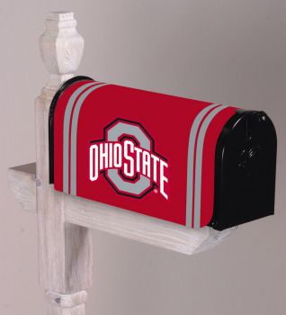 Ohio State Magnetic Mailbox Cover