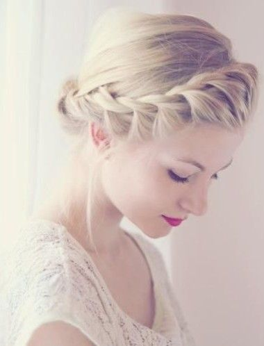 Bridal Hair Trend 2014 - The Prettiest Plaits - Wedding Blog | Ireland's top wedding blog with real weddings, wedding dresses, advice, wedding hair styles, wedding venue guides and more
