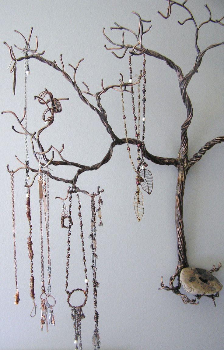 Grandpa's wire tree  by jinxguitar  NATURA STUDIOS