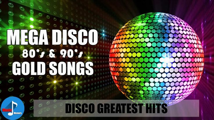 Best Disco Songs 80's and 90's - Golden Hits of Disco 80s & 90s