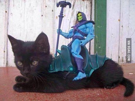 Skeletor & Phantor