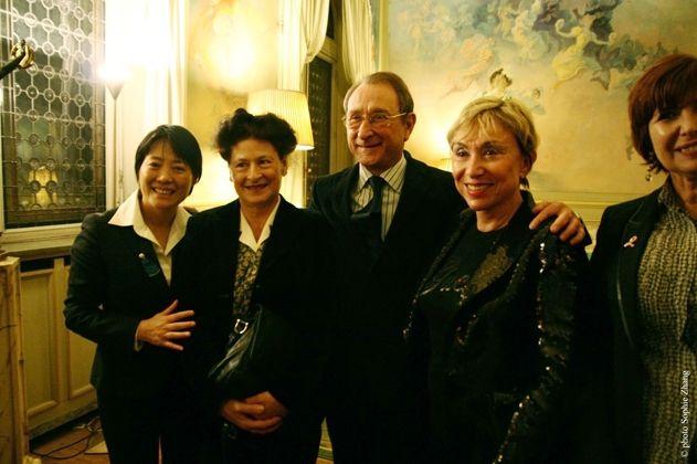 Sylvie Le Bon-de Beauvoir Julia Kristeva Beauvoir en Chine