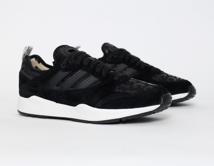 #adidas Tech Super 2.0 Black #leopard #cheetah