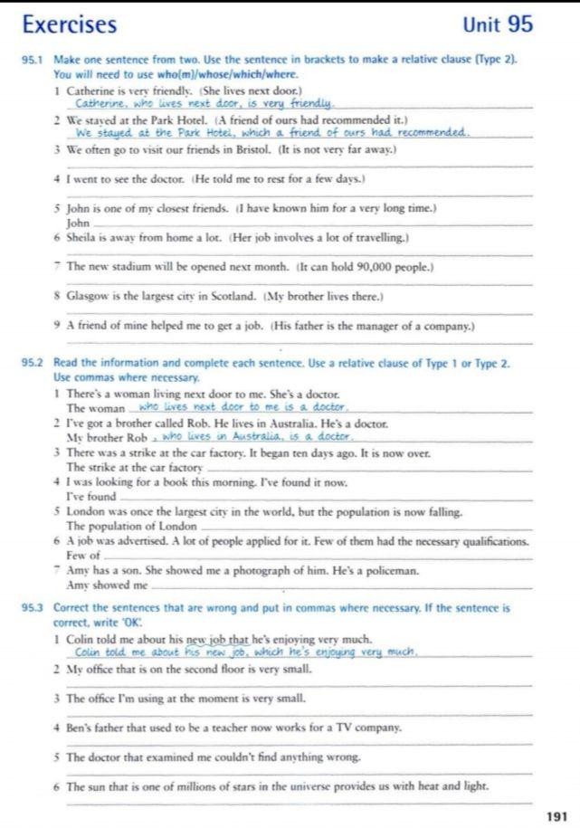 Unit 95 English Teaching Materials Teaching English Relative