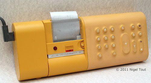 Vintage Calculator!!!