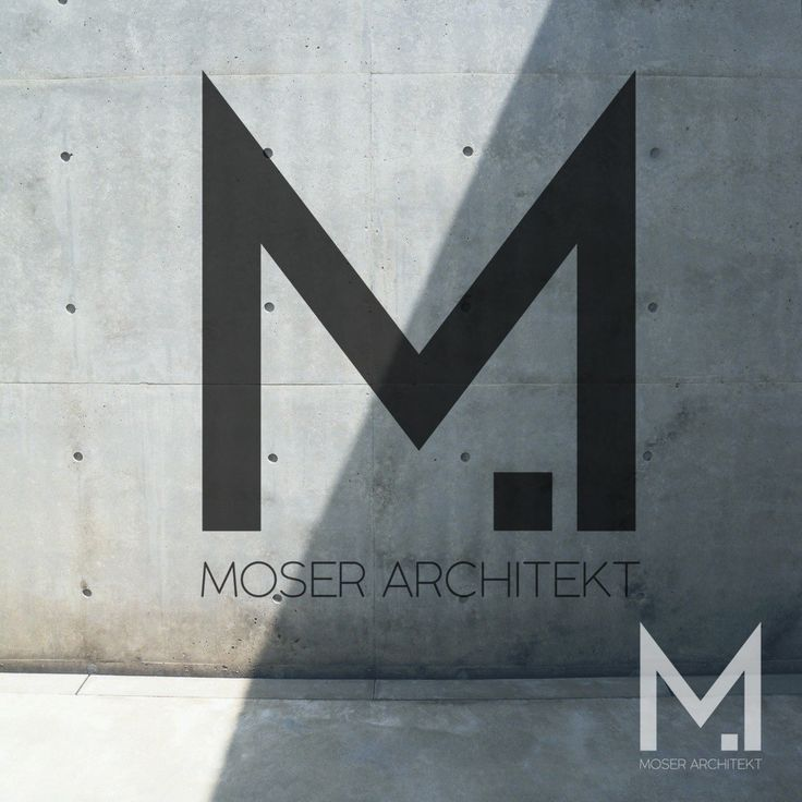 Minimalist Logo design for the architect                                                                                                                                                                                 More