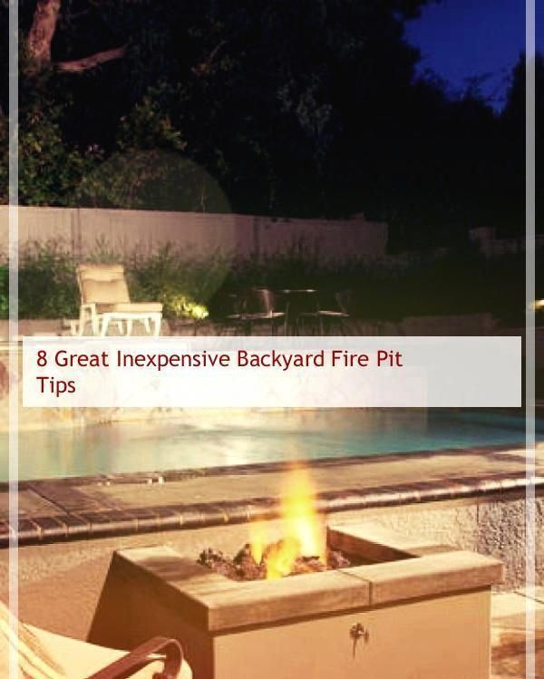 5 cheap and easy tricks flagstone fire pit how to build fire pit rh pinterest com
