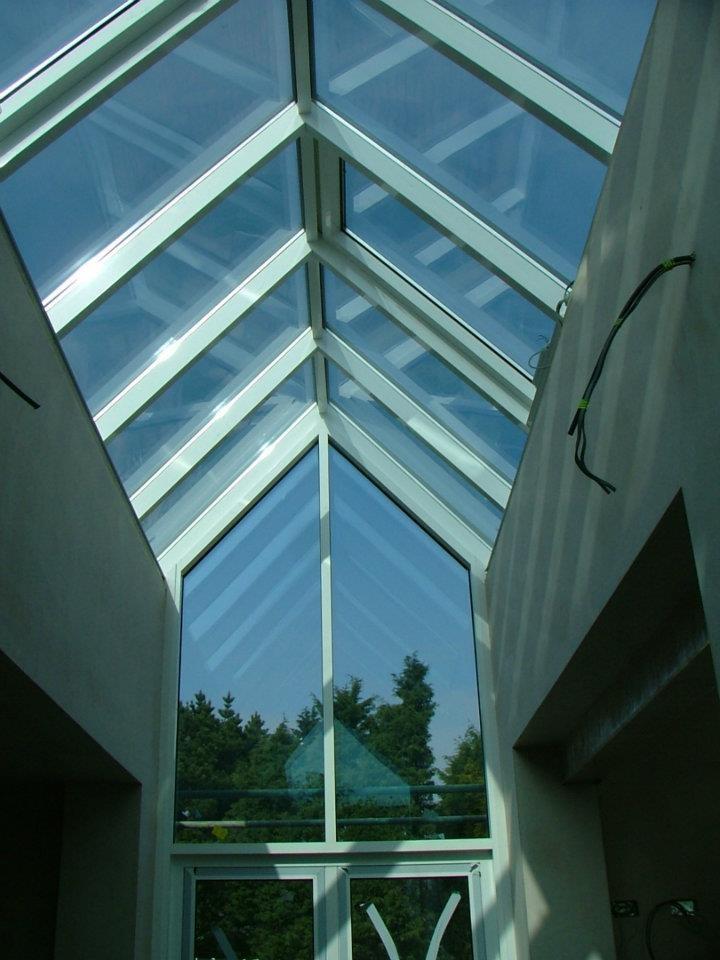 Glazed rooflight