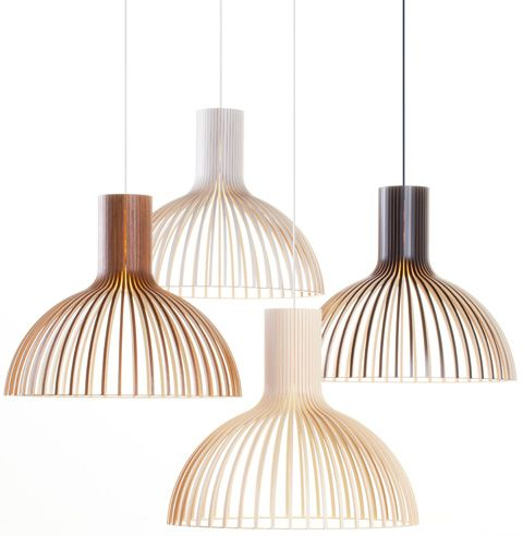 Secto Design lampshades