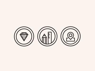 Icon set (wip) by Luboš Volkov