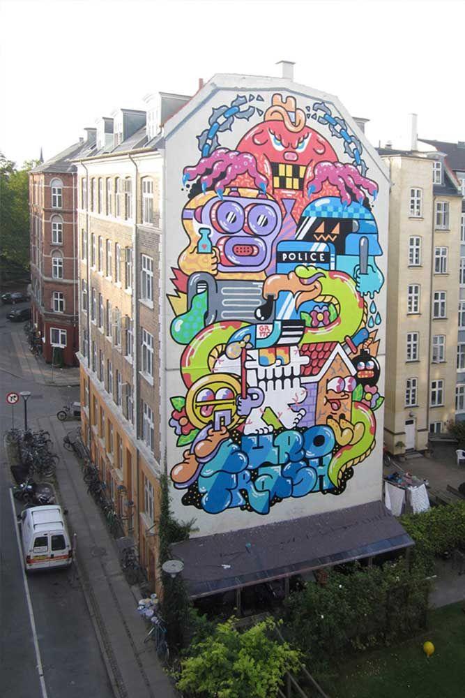 Introducing The Mind Blowing Artist Grito | Abduzeedo Design Inspiration & Tutorials