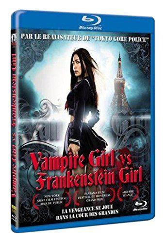 Vampire girl Vs Frankenstein girl [Blu-ray]  http://www.123bazar.fr/produit/vampire-girl-vs-frankenstein-girl-blu-ray/