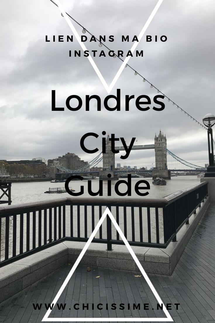 Londres City guide. Où manger ? Où dormir ? Quoi faire ? Retrouvez toutes les réponses d'une ex expatriée pour organiser au mieux votre séjour.