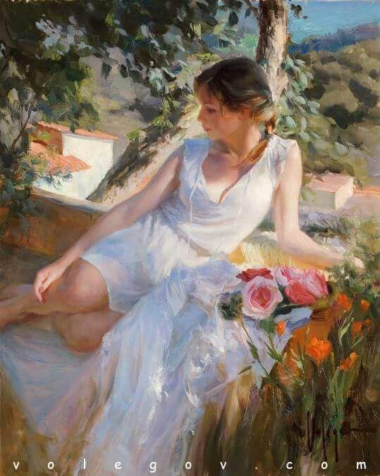Volegov paintings