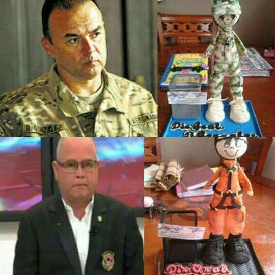 Fofucho militar y Recatista