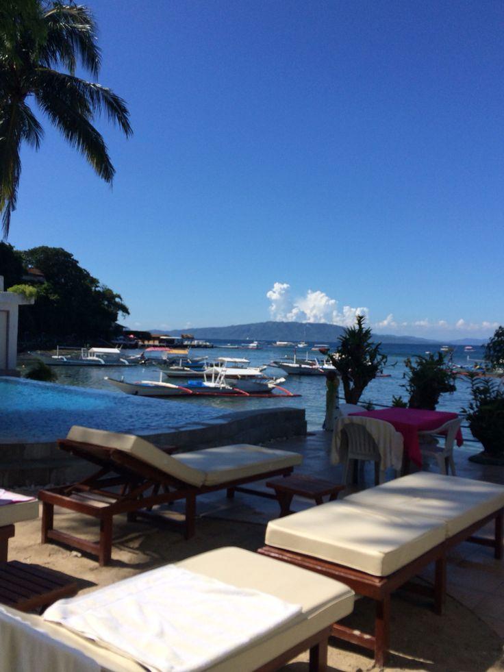 Sabang Beach at Puerto Galera, Oriental Mindoro