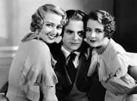 Joan Blondell, James Cagney, and Ruby Keeler >> Got to be from Footlight Parade.