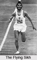 Milkha Singh is a retired Indian athlete and has represented the country in the 1960 Summer Olympics in Rome and the 1964 Summer Olympics in Tokyo. He is nicknamed The Flying Sikh. For more visit the page. #sports #athlete #olympic