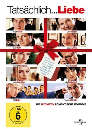 Tatsächlich Liebe Ganzer Film