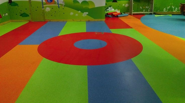 Fun City, Chennai Product used: IQ Granit  Area installed: 13,000sqft  2/6