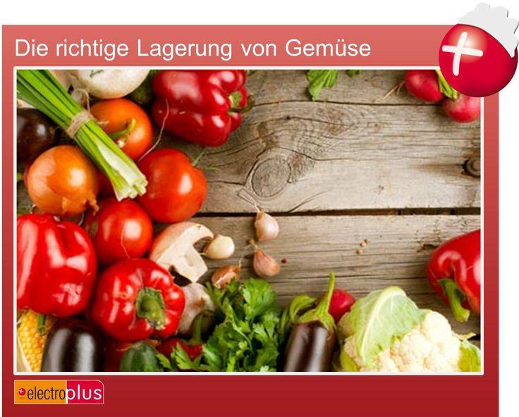 Unser Lebenstipp aus Januar 2014: Die richtige Lagerung von Gemüse