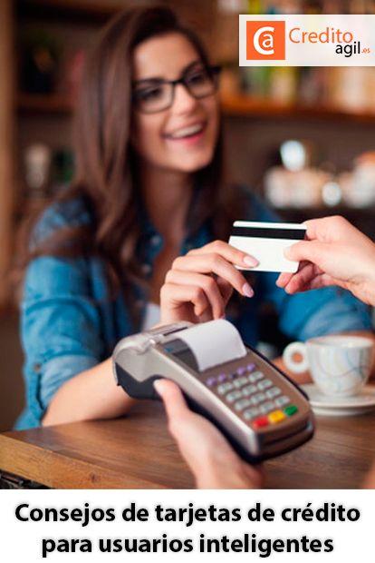 Los consejos de tarjetas de crédito que te harán ahorrar mucho dinero al usarlas ✓ ¿Cómo sacarle más partido a las tarjetas de crédito online sin esfuerzo? Te contamos todo sobre este metodo de pago aplazado. via @https://es.pinterest.com/creditoagiles/