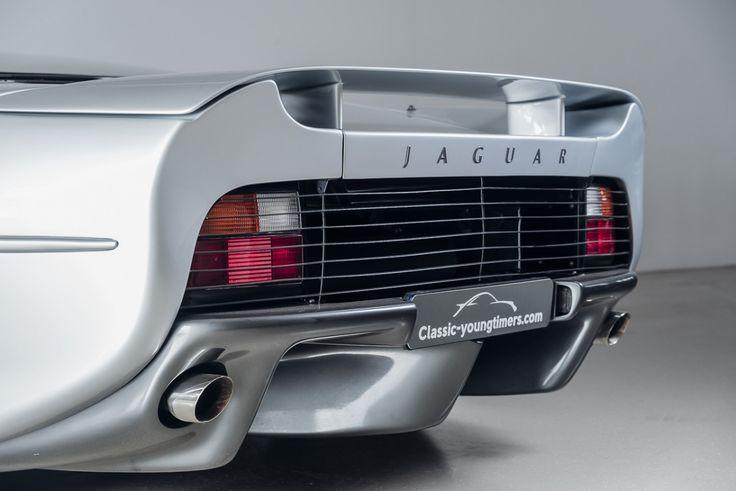 1993 Jaguar XJ220   Classic Driver Market