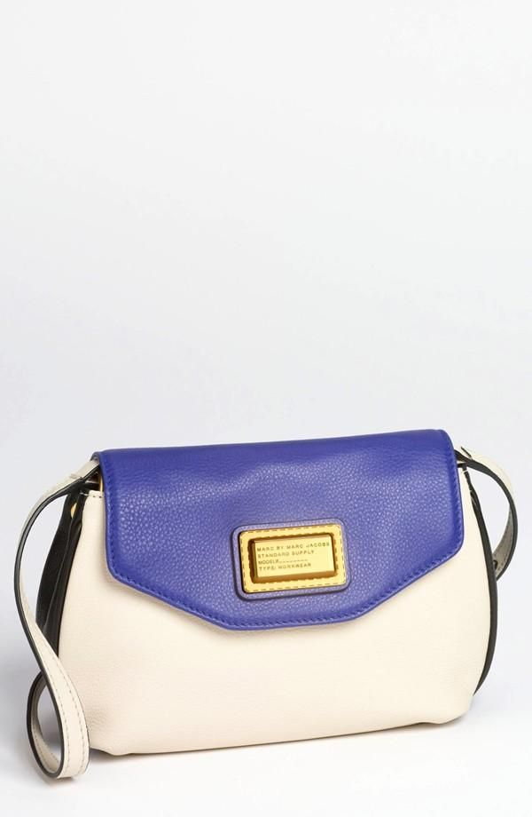 VIDA Leather Statement Clutch - Formand Function Amethyst by VIDA PrGlElpMfA