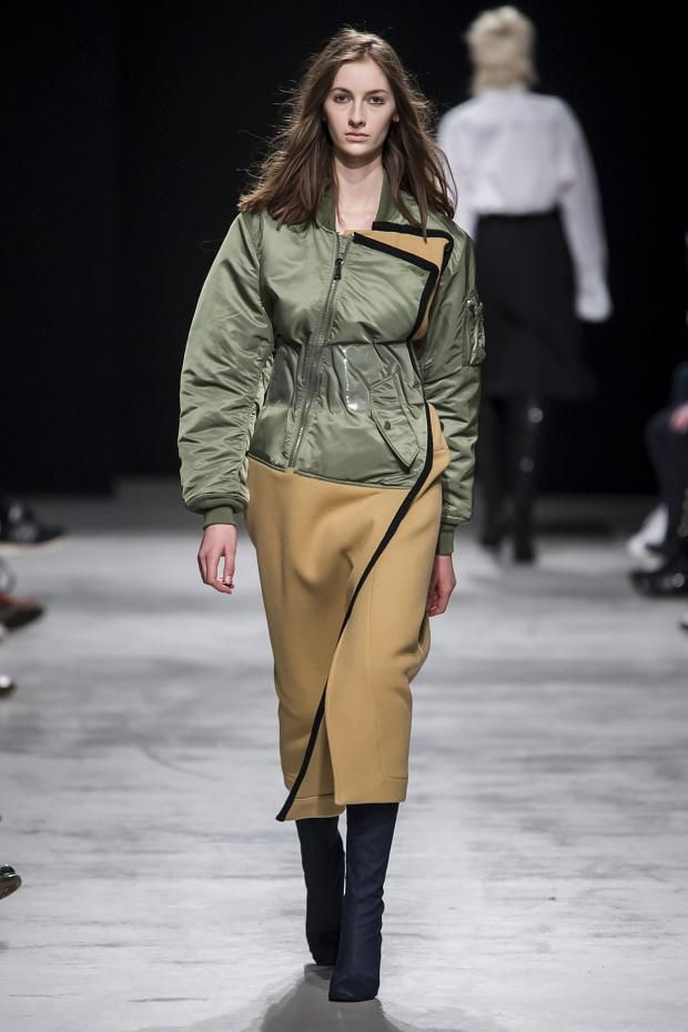"""..upbeat and uplifting"" Philippe Pourhashemi on Lutz F/W 2016 on Diane Pernet's ASVOF 