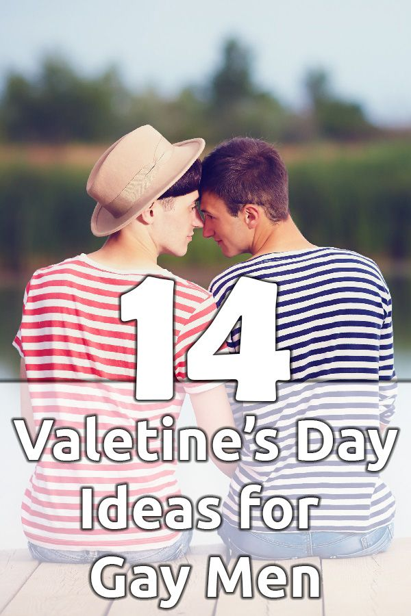 Valentine's Day Ideas don't have to be expensive. Here are 14 Valentine's Day idea for gay men that won't break your bank.  via @DebtFreeG