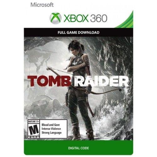 Xbox 360 Tomb Raider - Full Game Download
