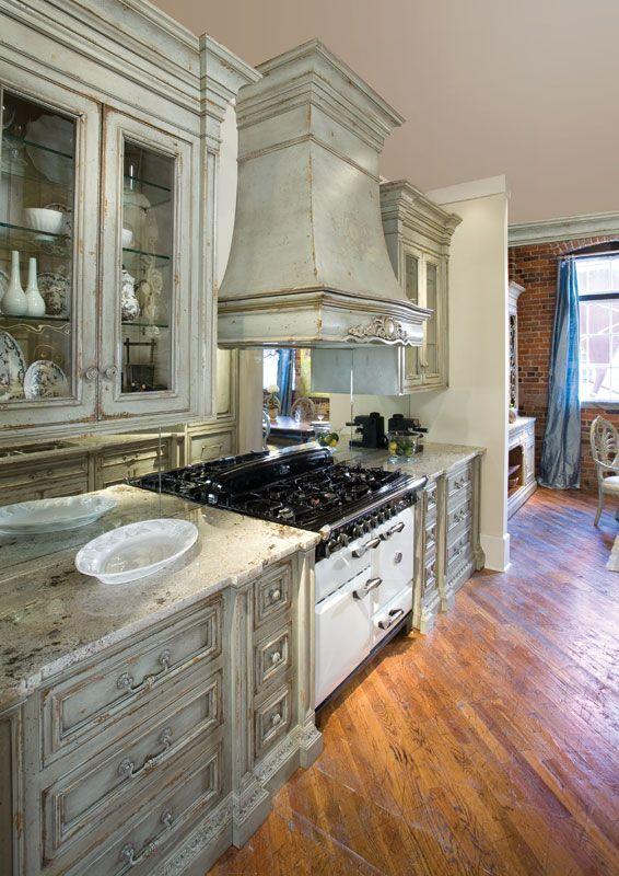 galley kitchen designs | Galley Kitchen Design Another Market High Point | Habersham Home