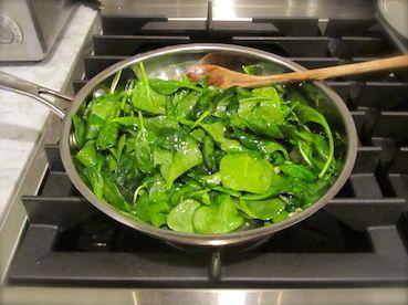 Delicious Spinach Recipe