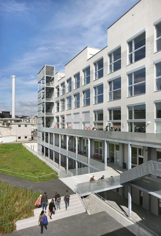 Galería de Escuela de Arte y Diseño Lucerne / EM2N - 15