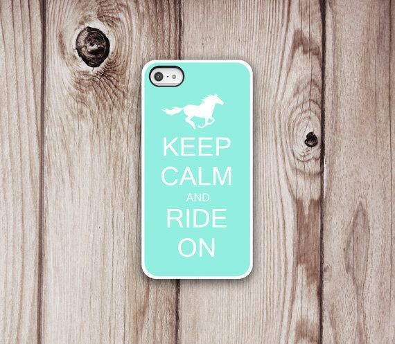 Horse iPhone Case - Iphone 4 - Iphone 4s - Iphone 5 - Iphone Cover - Horse iPhone Cases by Luv Your Case (223) on Etsy, $15.99