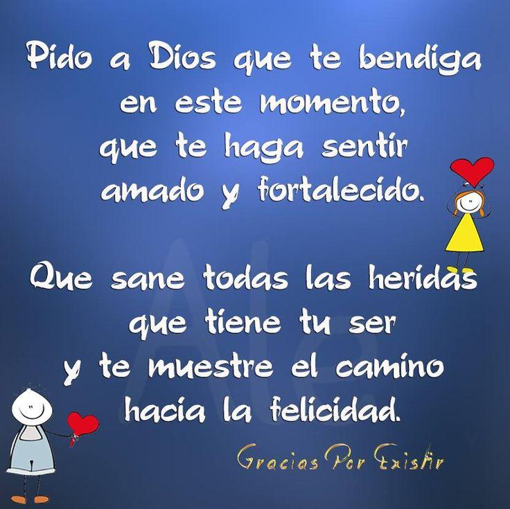 Que Dios te bendiga Siempre!