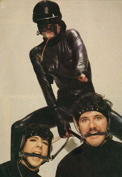 Soft Cell - Sex Dwarves Marc Almond and David Ball