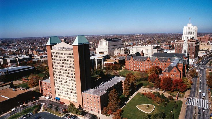 45 Questions For Saint Louis University
