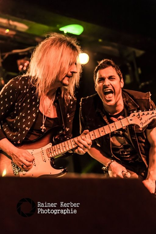 Axel Rudi Pell, Mob Rules–Hamburg 2016